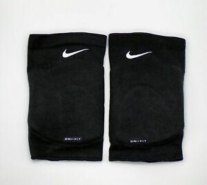 Nike Dri-Fit Skinny Knee Pads Adult Unisex L/XL Black/White