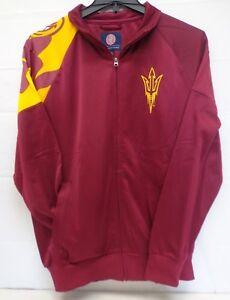 Arizona-State-Sun-Devils-Men-039-s-L-G-III-Interception-Track-Jacket-335