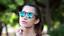 thumbnail 161 - Flip Up Circle Steampunk Glasses Goggles Sunglasses Emo Retro Vintage Cyber Punk