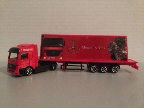 """Modellino scala 1:87 camion tir /""""MERCEDES BENZ/"""" Mondo Motors"""