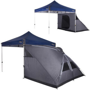OZTRAIL-PORTICO-POD-3-0-TENT-Deluxe-Gazebo-Walls-MPGO-TSO-A-FRAME-NOT-INCLUDED