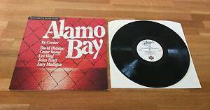 Ry-Cooder-Alamo-Bay-UK-Soundtrack-LP-A1-B1-SLAP7-OST-Van-Dyke-Parks-Los-Lobos