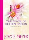 The Power of Determination by Joyce Meyer (Hardback, 2001)