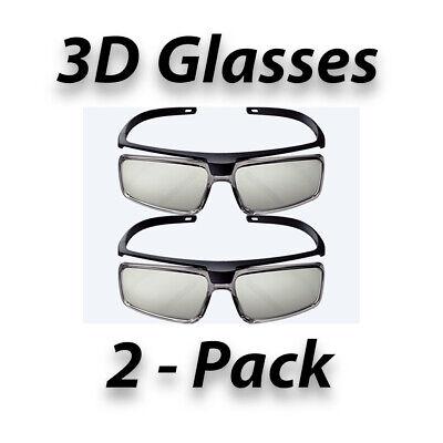 New Original Sony TDG-500P Passive 3D Glasses TDG500P