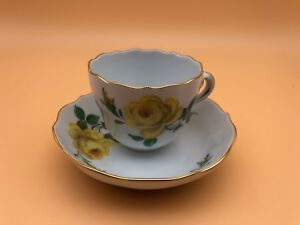 MEISSEN-Place-Setting-Cup-And-Teller-2