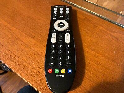 Microban LG01V2 HOSPSTRC02-AUS TV Remote Control