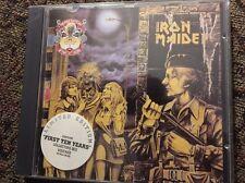 IRON MAIDEN Women In Uniform / Twilight Zone THE FIRST TEN YEARS CD RARE!
