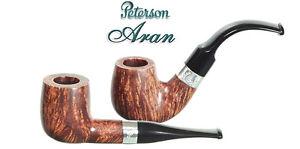 PFEIFE PIPES PIPE PETERSON OF DUBLIN ARAN RADICA LISCIA VERA TUTTI I MODELLI