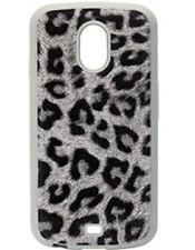 Coque Galaxy Nexus i9250 aspect léopard gris