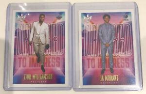 2019-20-Court-Kings-Zion-Williamson-Ja-Morant-Rookie-Dressed-to-Impress