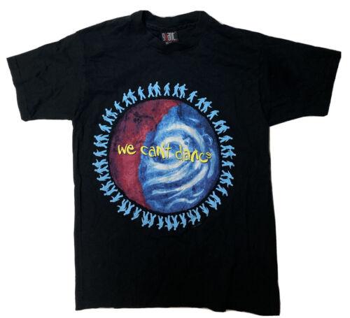 VTG 1992 Phil Collins GENESIS Cant Dance Tour Double Sided Shirt L GIANT