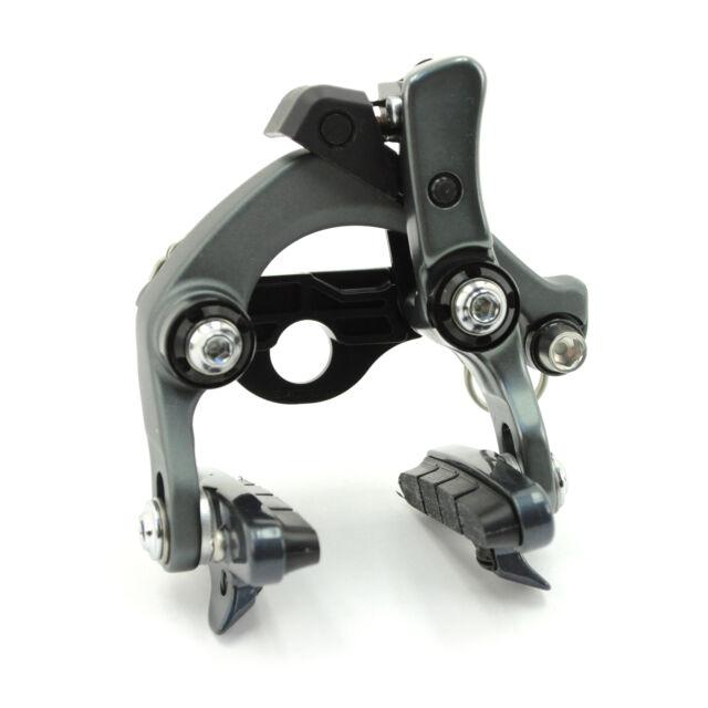 Direct Mount Shimano 5710 105 Brake Callipers Black Front DIRECT MOUNT
