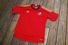 Real Federacion Espanola De Futbol Adult XL Clima Cool Jersey by Adidas