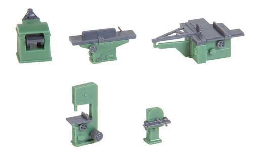 FALLER 180961  Wood working machines 1:87 suberb detail