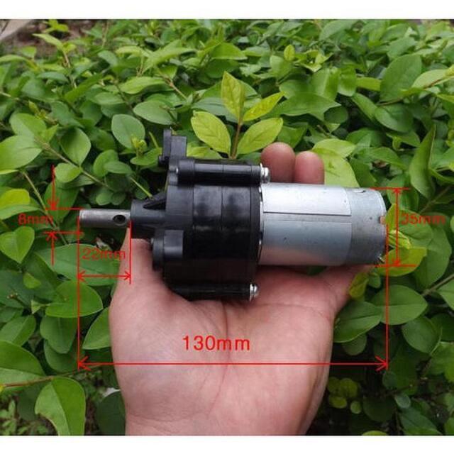 DC 5V-24V Micro Motor Wind Power DC Generator Permanent magnet generator XW