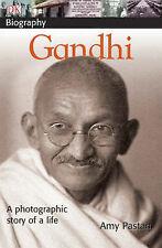 Gandhi (DK Biography), Pastan, Amy, New