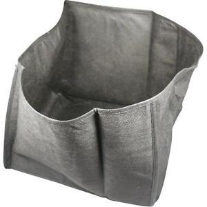 Flexible-Fabric-Koi-Pond-Plant-Baskets-x-3-Pack-6-039-039-10-039-039-12-039-039-Sizes