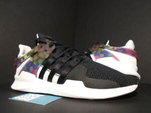 the best attitude 6d7fd 0d5c6 Image is loading ADIDAS-EQT-SUPPORT-ADV-PRIDE-PACK-CORE-BLACK-