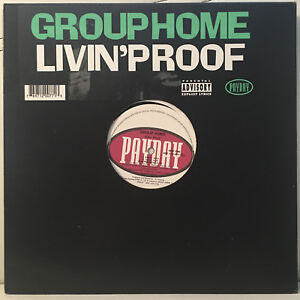 GROUP-HOME-LIVIN-039-PROOF-SUPA-DUPA-STAR-12-034-1995-RARE-DJ-PREMIER
