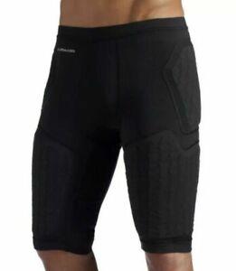 Mens Xxl Climacool 5 Padded Pad Shorts Tall 2xlt Basketball Adidas Black 7fgyb6