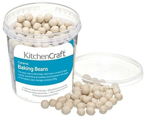 Ceramic Baking Beans 500g Tub