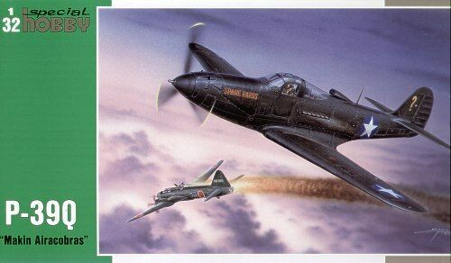 Special Hobby 1 32 P-39Q Makin Airacobras
