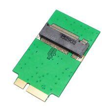 M.2 NGFF SSD a 12+6 Pin Adattatore per 2010 2011 Macbook Air Apple a1370 a1369 SSD
