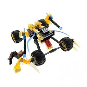 1x-Lego-Set-Modele-LEGENDS-OF-CHIMA-70002-Lennox-Lion-Lion-incomplet