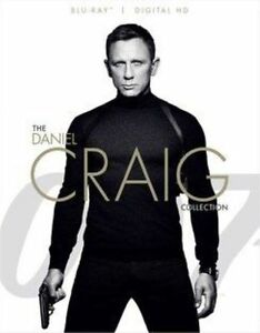 daniel craig 007 collection blu ray casino royale quantum skyfall