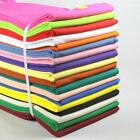 100% Cotton Sewing & Quilting Fabric - Solid Color - BTY