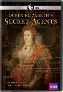 Queen Elizabeth's Secret Agents [New DVD]