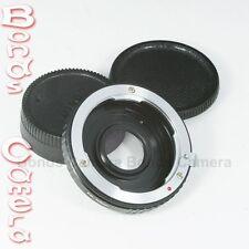 Pentax PK K Lens To Nikon F mount Adapter D4 D4S D800 D610 D5300 D7100 Df D3300