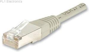 VIDEK-2996-0-5-Patchkabel-CAT6-Grau-0-5M