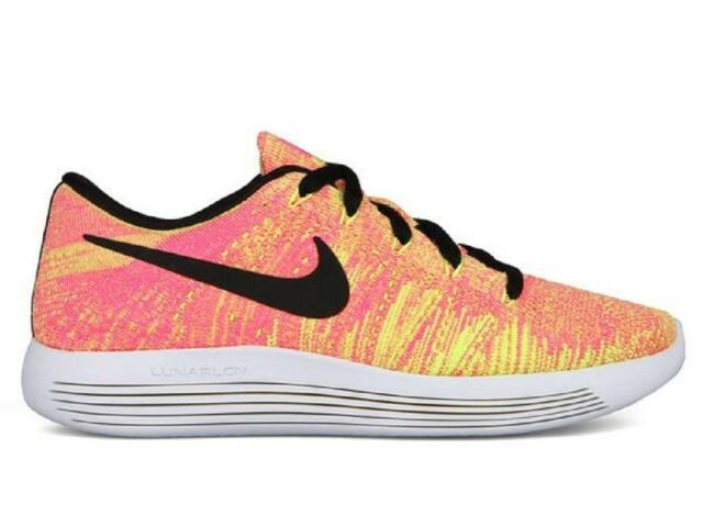 0f3263f1406e7 WMNS Nike Lunarepic Low Flyknit OC Unlimited Olympic Multicolor ...