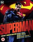 Superman Animated Collection Blu-ray UK IMPORT