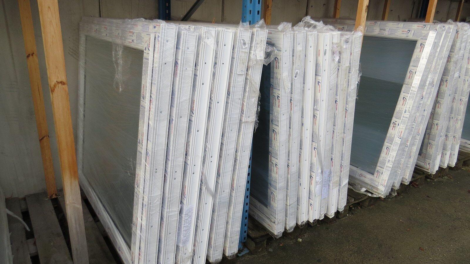 Kunststofffenster Fenster kaufen 900 mm breit Thermopen Thermopenverglasung