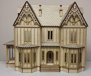 Kristiana-Tudor-1-24-scale-dollhouse-Kit-WITHOUT-SHINGLES