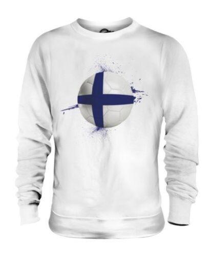 Monde Pull Football Coupe Sport Cadeau Du Unisexe Finlande f8Ypqxpv