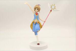 Anime-Card-Captor-Sakura-Clear-Card-Sakura-Kinomoto-EXQ-PVC-Figure-New-Toy-NB