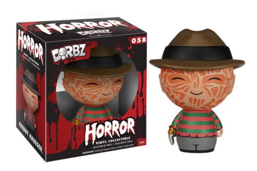 A Nightmare on Elm Street-Freddy Krueger Dorbz horreur