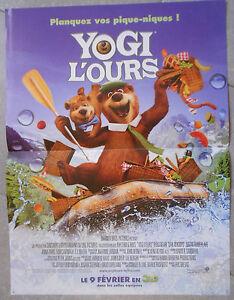 Plakat YOGI BEAR Yogi Bear Eric Brevig 40x60cm