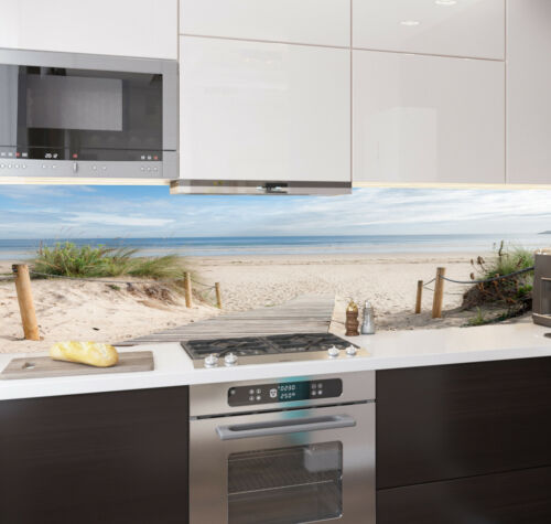 Küchenrückwand Motiv SP330 STRAND Acrylglas Spritzschutz Badfliese