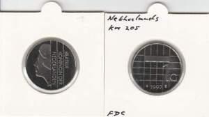 Nederland-1-gulden-1994-FDC-KM205