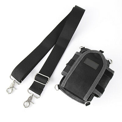 Portable Bag Waist Pouch Case with Hook /& Buckle for Camera Monopod Tripod