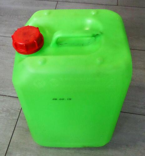 Plastique bidons bidons Récipient 20 L