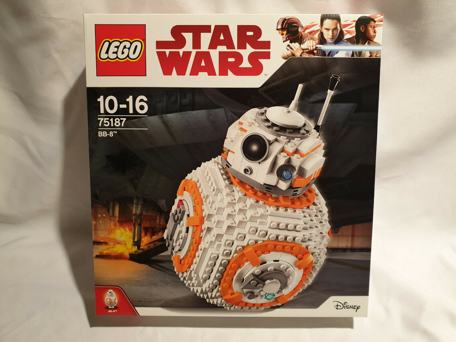 LEGO 75187 EstrellaWARS BB8 NEUF SCELLE