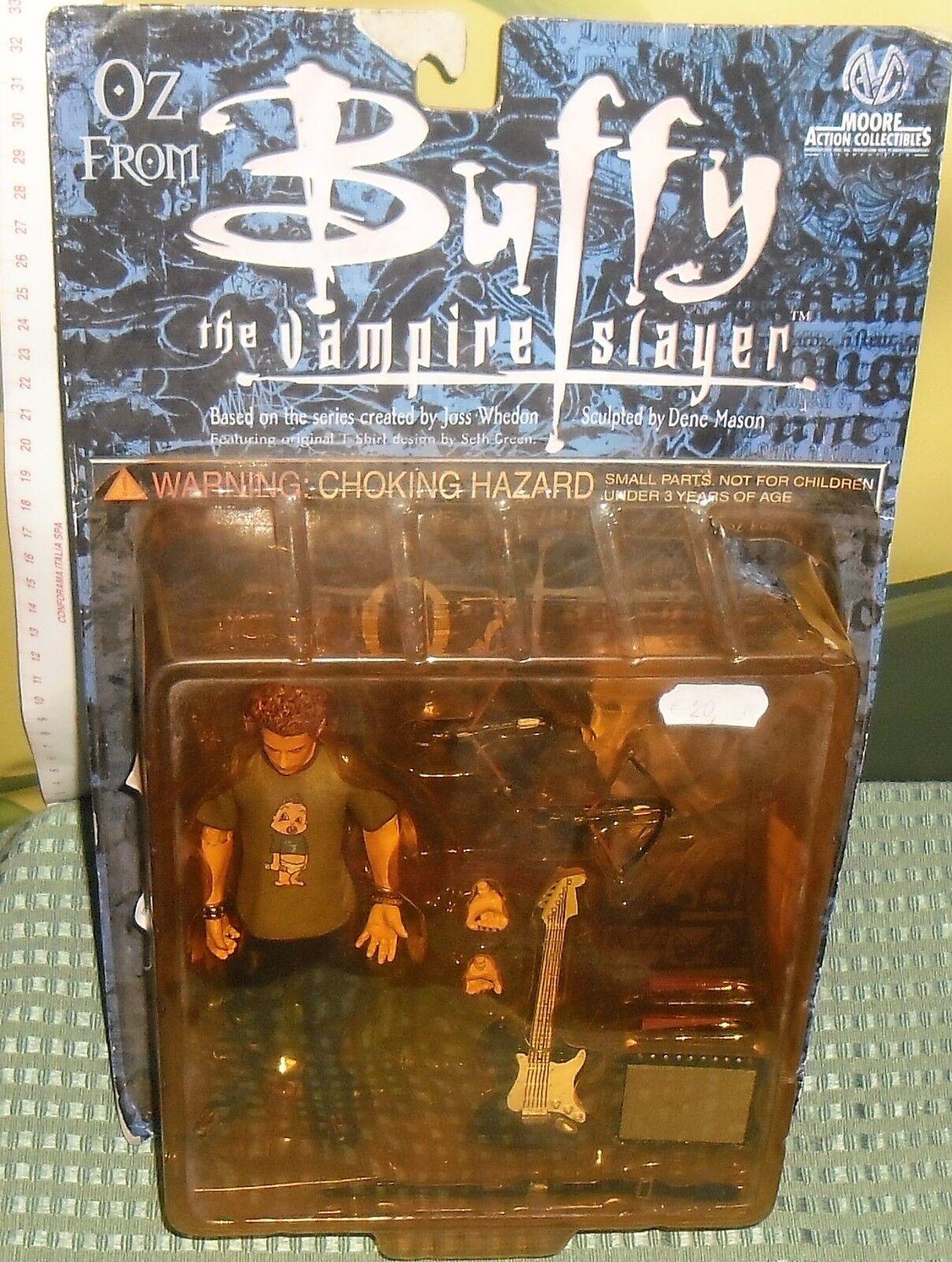 Abbildung serie tv 90 buffy l'ammazza vampiri   der vampir slayer-werewolf   oz seth