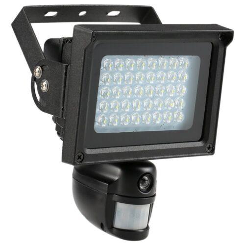 Solar IP Security Camera Wireless Night Vision Motion PIR DVR Pro Secerity Light
