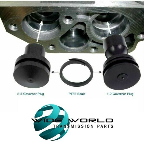 48RE 47RE//RH for 42RE//RH Sonnax A727 A904 46RE//RH Governor Bore Plug Kit
