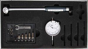 Innenfeinmessgeraet-35-50-mm-Innenmessgeraet-Uhr-NEU-OVP